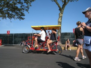 Bike carriages