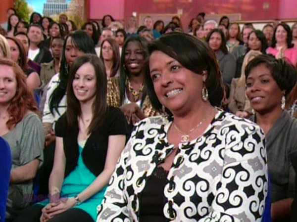Dori and Heather at Wendy Williams