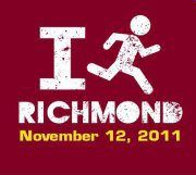 Richmond Marathon - November 12, 2011