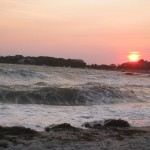 1 Sunset - Cape Cod - August 30, 2012