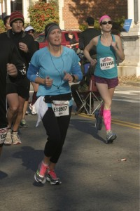 Dori Richmond Half Marathon