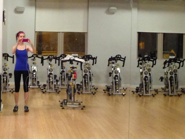 Dori teaching spin