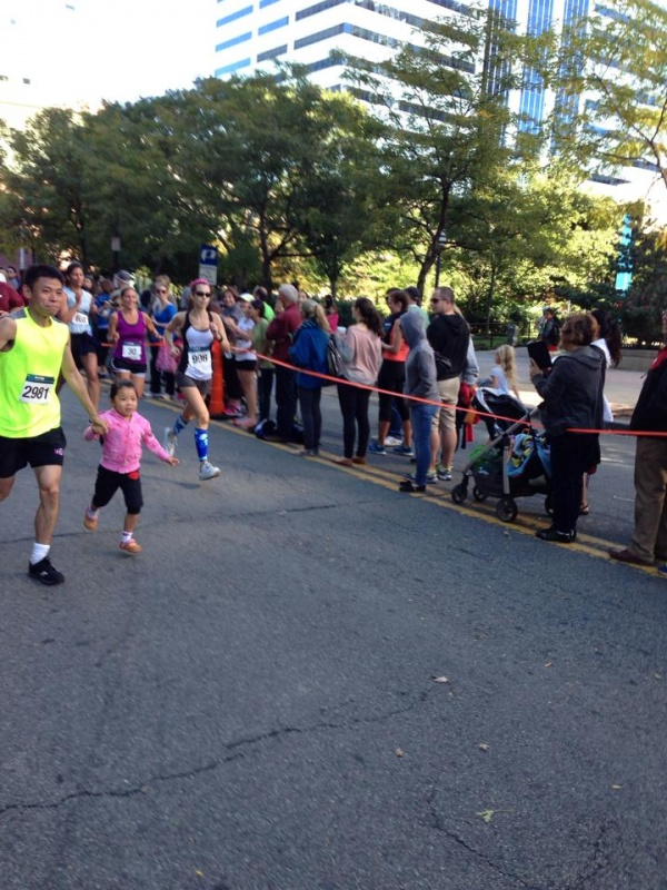 dori finishing half